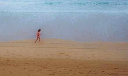 A la playa en enero