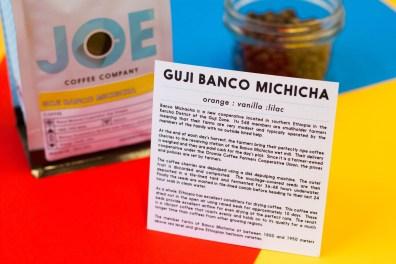 Guji Banco Michicha by Joe Coffee
