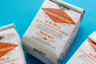 Modern Times Roasts Their Own Coffee In House!