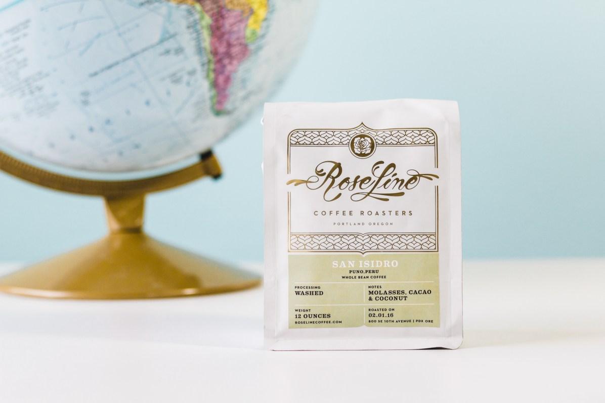 Roseline's San Isidro Coffee