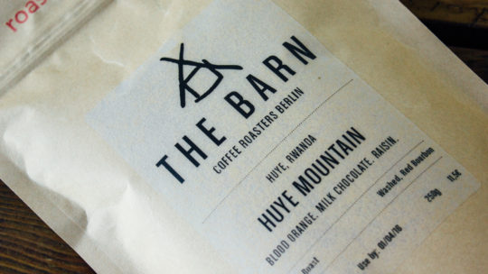 The Barn Huye Mountain bag