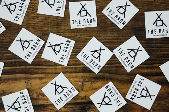 The Barn Coffee Roasters Berlin cards