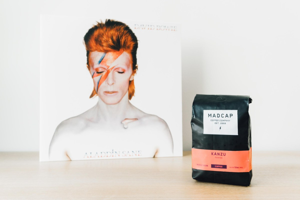 Madcap and Bowie