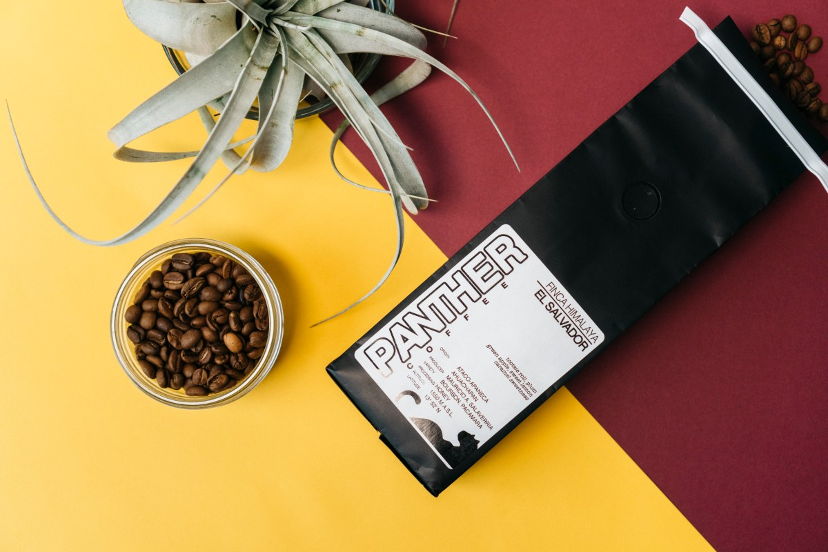 Finca Himalayan coffee from Panther