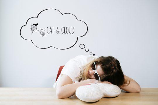 Dreaming of Cat & Cloud Coffee