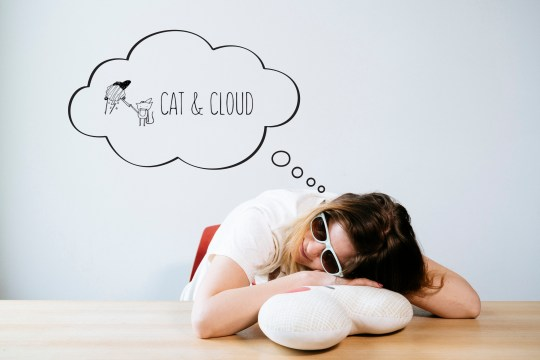 Dreaming of Cat & Cloud Coffee