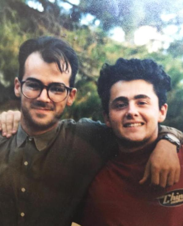 early days of la colombe founders