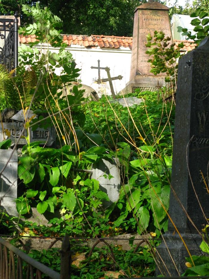 Bernadinu kapines (the Bernadine cemetery) Vilnius Lithuania