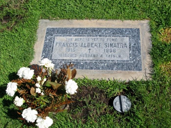 Wellwood Murray cemetery Palm Springs CA USA Frank Sinatra