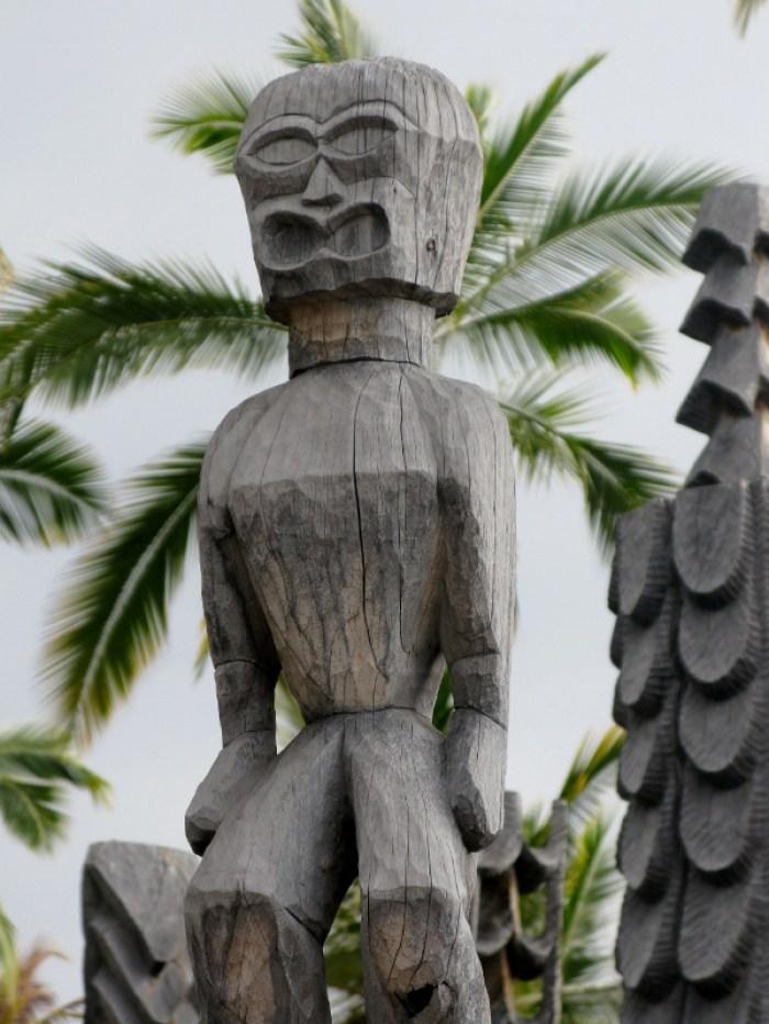 Pu'uhonua o Honaunau Hawaii