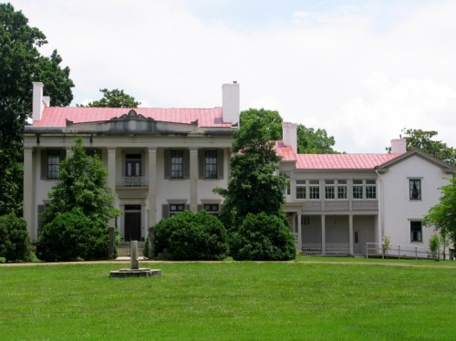 Belle Meade Plantation House