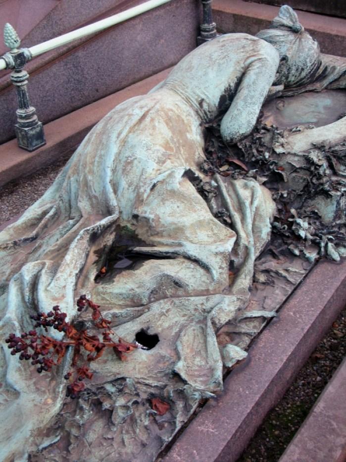 Cimitero Monumentale Milan Italy
