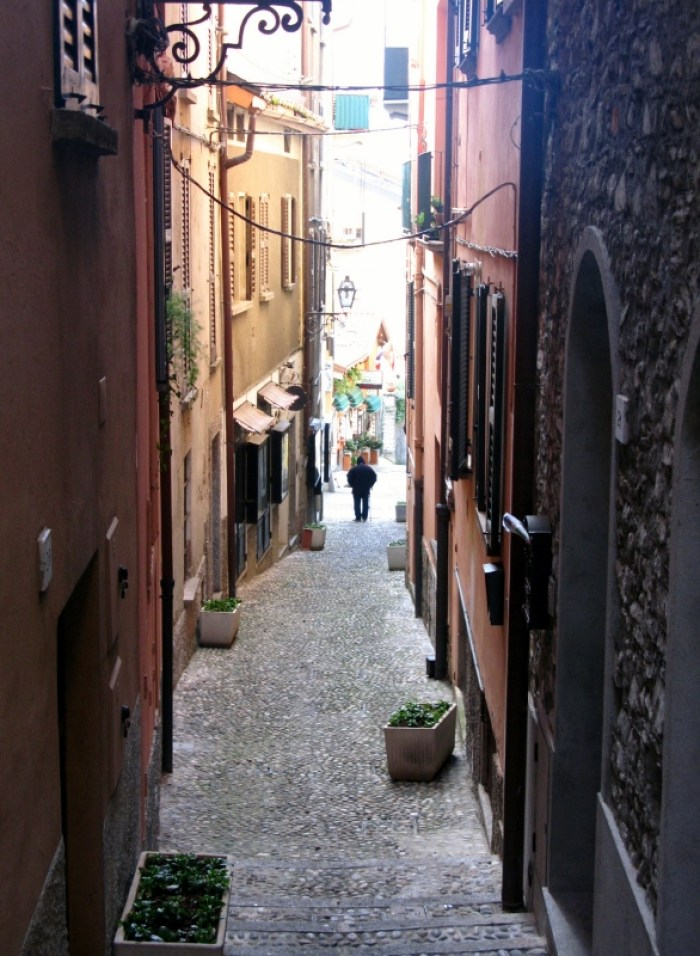 street in Bellagio