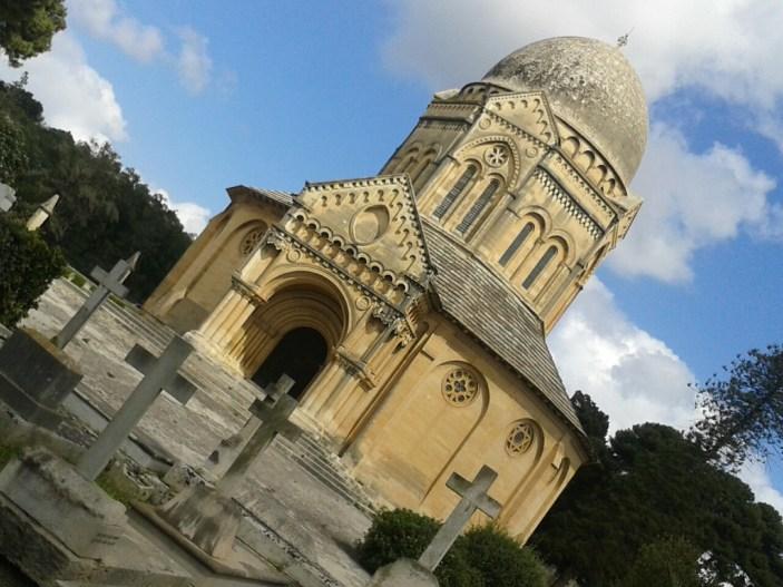 Ta'Braxia Cemetery Malta