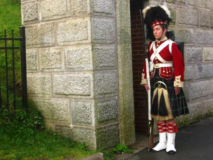 Citadel soldier Halifax