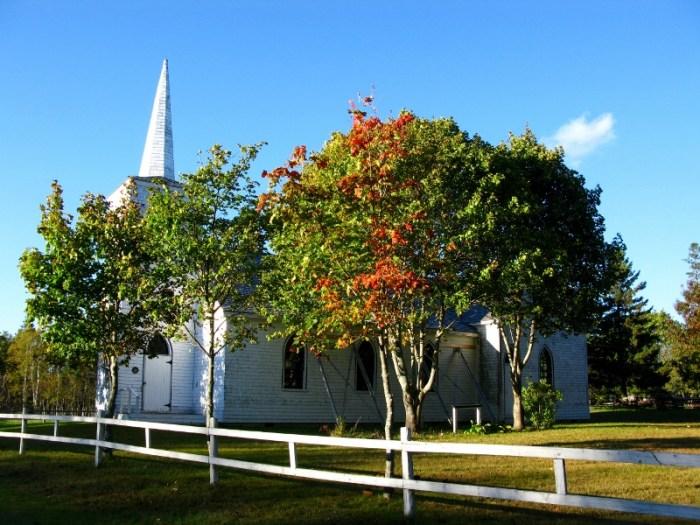 Heritage village Prince Edward Island PEI