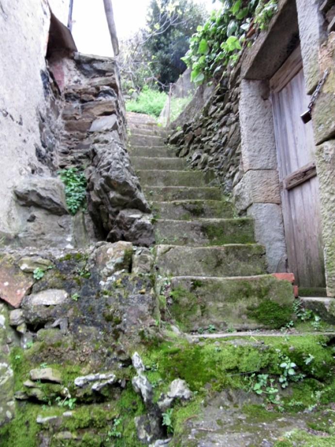 Corniglia steps cinque terre