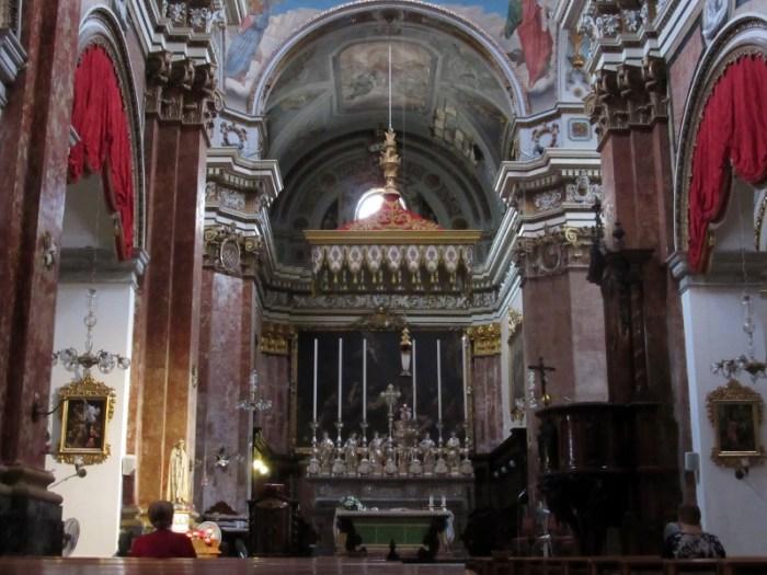 Birgu church