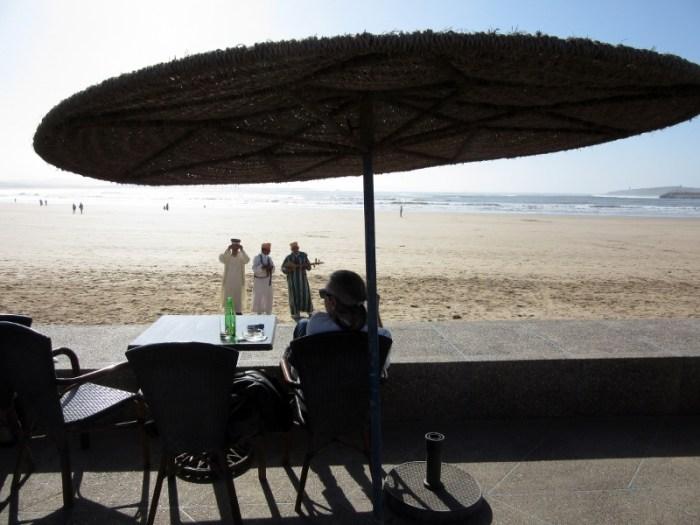 Essaouira ocean view