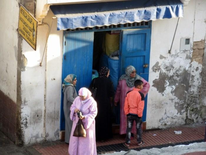 Essaouira shops