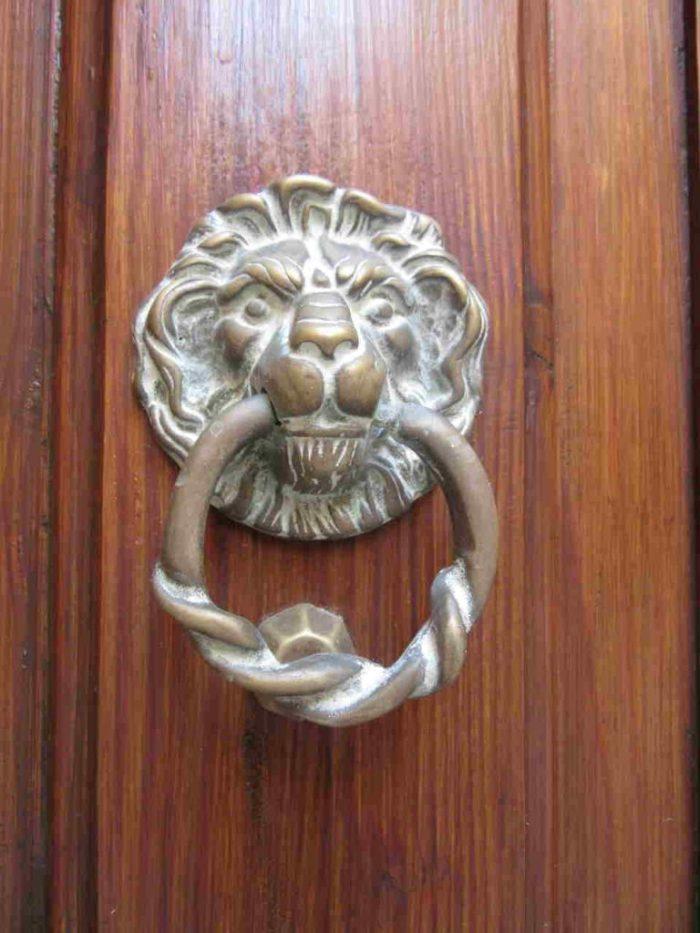 Malta doorknocker