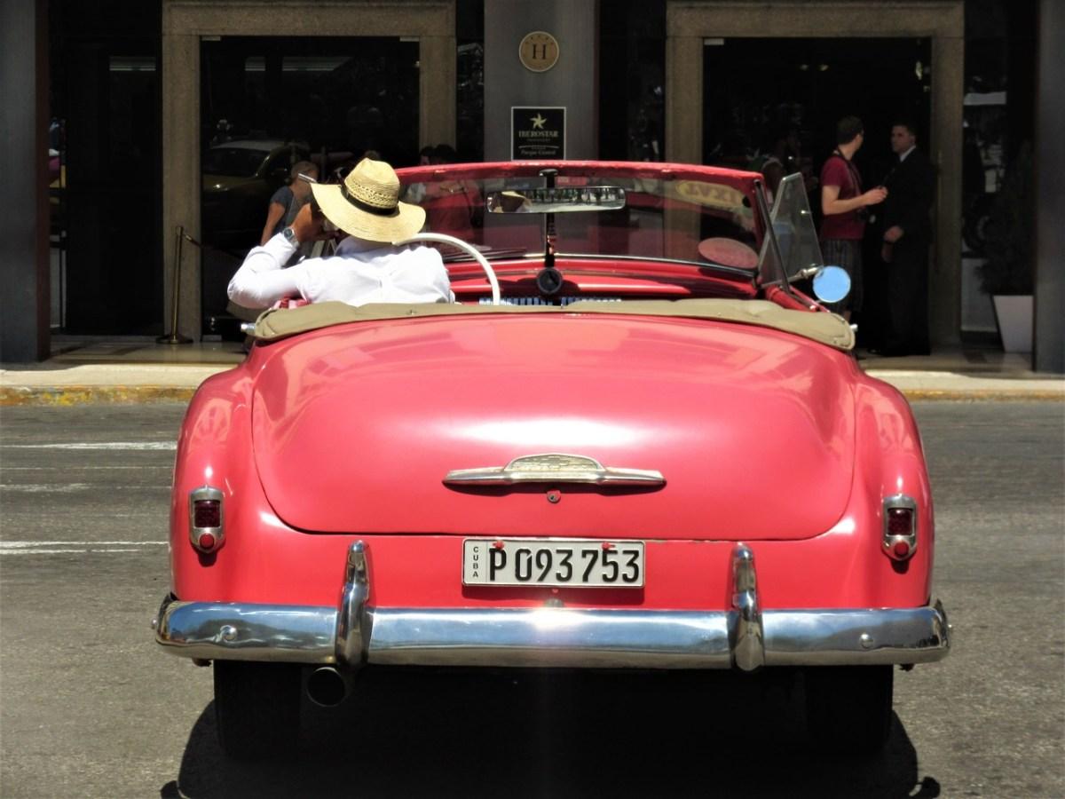 Getting around in Cuba