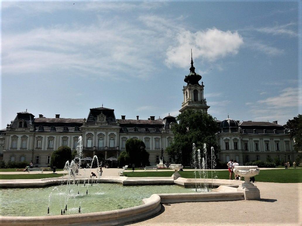 Festetics palace keszthely