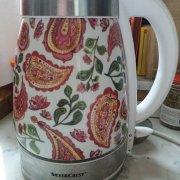 paisley kettle