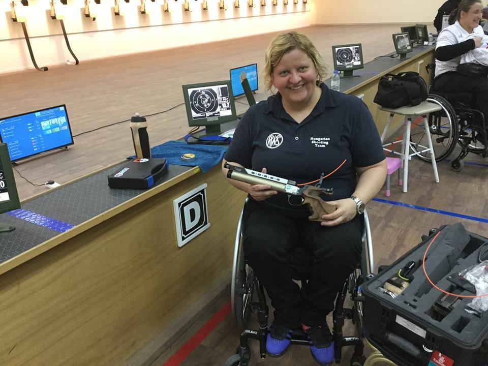 Krisztina Dávid qualfying for Tokyo 2020