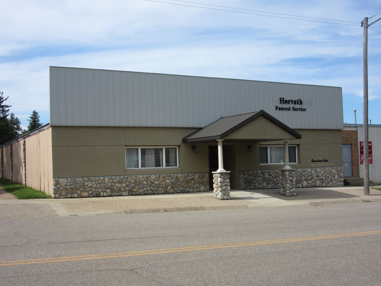 Horvath Funeral Services Balaton Minnesota