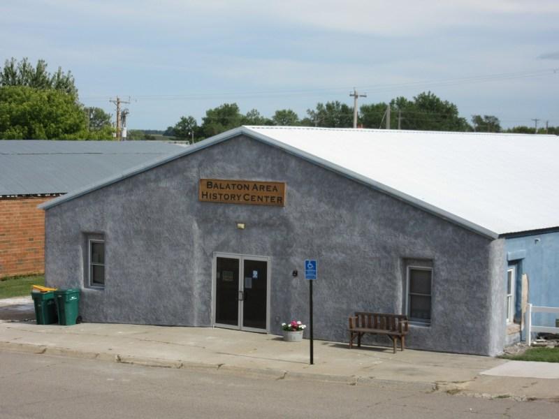 Balaton Area Historical Society Balaton Minnesota