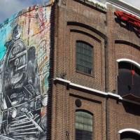 Sunday Stills Challenge: Murals or Graffiti
