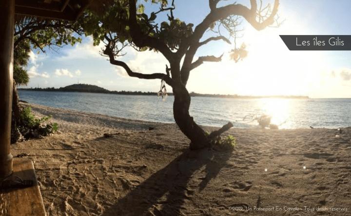Les îles Gilis