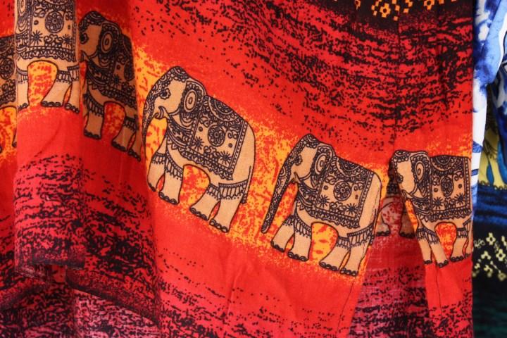 Sri Lanka - Batik