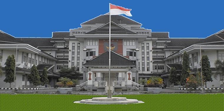 Rektorat Unpatti Ambon