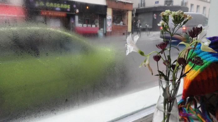 Le Lapin Blanc - Rue de Menilmontant