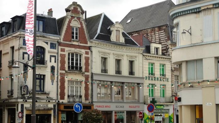 Arras - Rue Saint Aubert