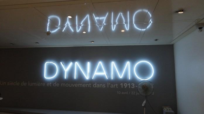 Exposition DYNAMO au Grand Palais