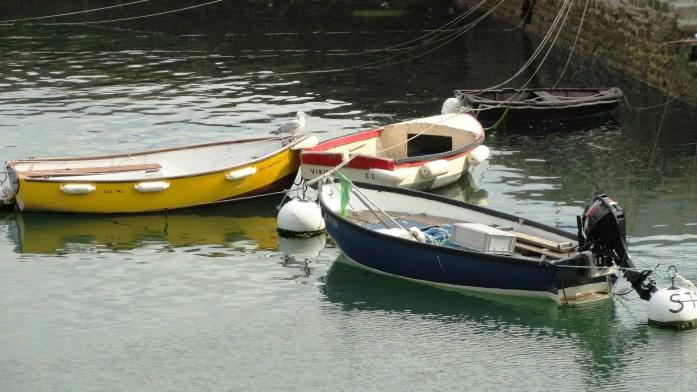Port de Doëlan - Barques