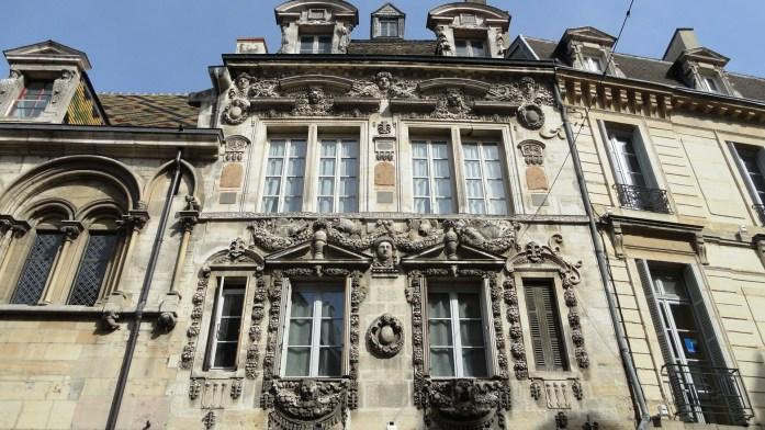 Dijon - Rue des Forges - Maison Milsand