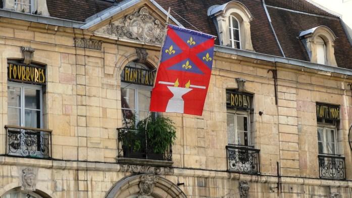 Dijon - Rue de la Liberté - Façade Magasin