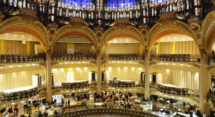 Galeries Lafayette - Coupole