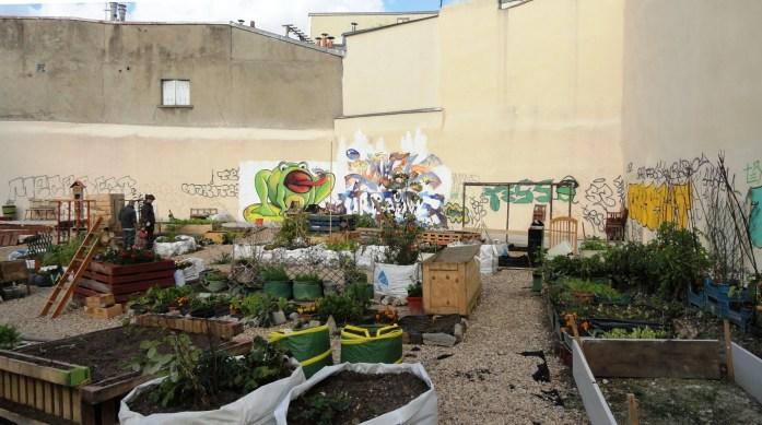 Le Jardin de la Cité - Cité Aubry