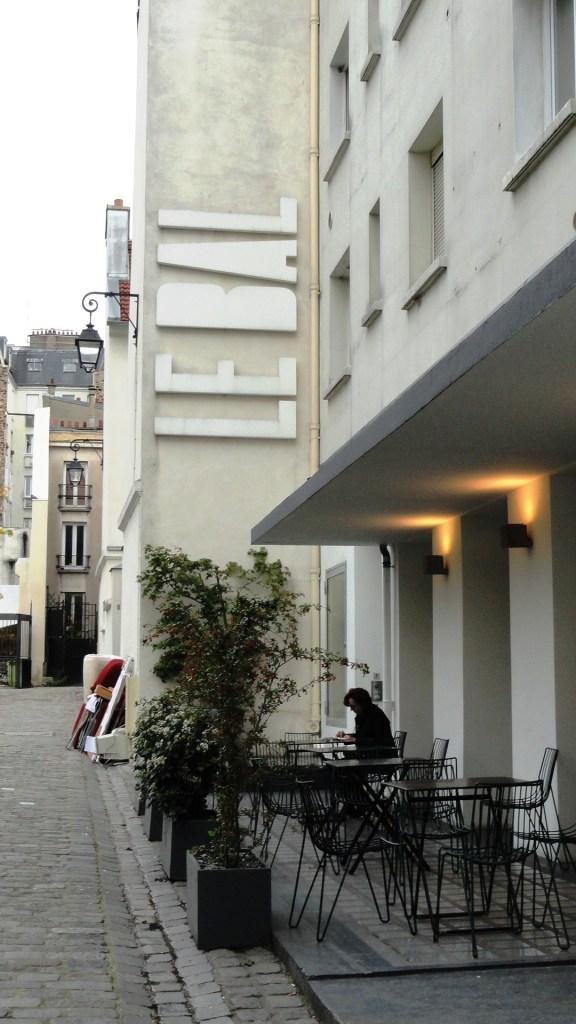 Le BAL - Impasse de la Défense, Paris 18e