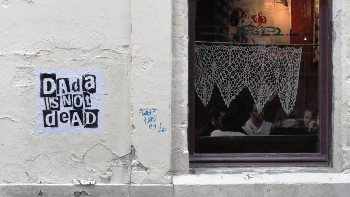 "Vieux Lille - ""Dadai not dead"""