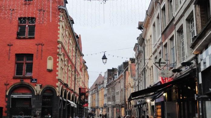 Vieux Lille - Rue de la Monnaie