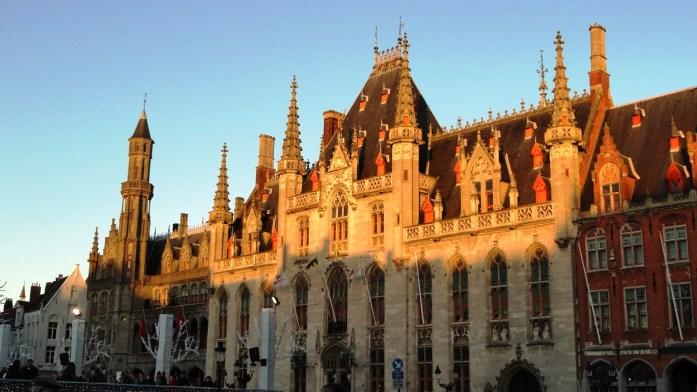 Bruges - Proviciaal Hof