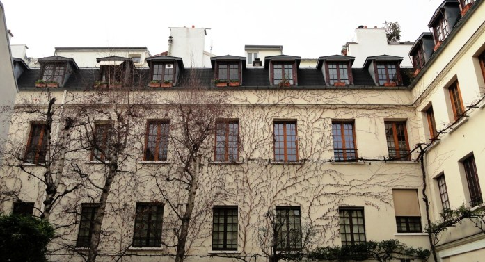 Cour du Bel Air, Paris 12e