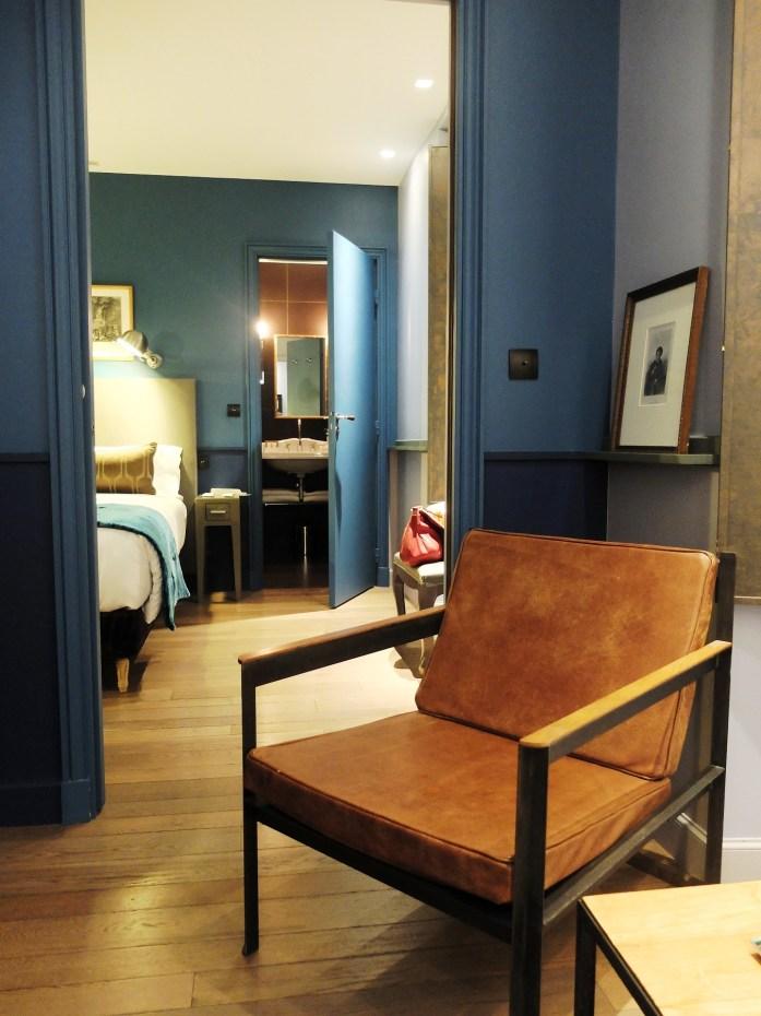 Hôtel Belle Juliette, Paris 6e - Junior Suite