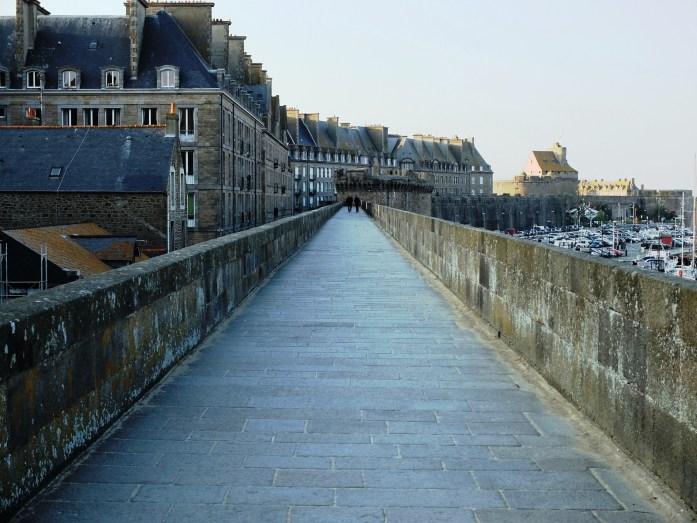 Weekend à Saint Malo - Les remparts